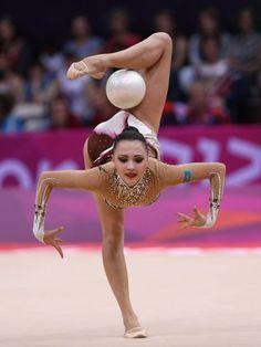 Anna Alyabyeva, de Kazajistán. Foto: Getty Images