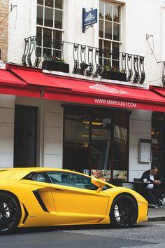 Lamborghini.  Car of the Day: 24 May 2015.