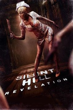 Silent Hill: Revelation 3D 2012 full Movie HD Free Download DVDrip