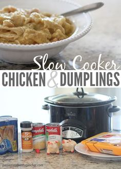 Slow Cooker Chicken and Dumplings. Passionate Penny Pincher is the #1 source printable & online coupons! Get your promo codes or coupons & save.