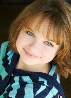 """Joey King  is the little doll in """"Ramona and Beezus"""" and most recently in the TV show """"Fargo"""""""