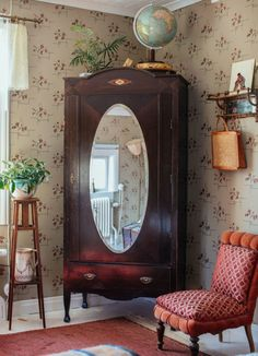 Home Interior Diy Home Interior Diy Diy Home Interior, Country House Interior, Apartment Interior, Interior Paint, Interior Design, Western Style, Style At Home, Victorian Bedroom, Classic Home Decor