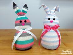 Zokni nyuszi készítése – Nemcsak húsvétra Your Child, Crafts For Kids, Easter, Christmas Ornaments, Holiday Decor, Children, Diy, Handmade, Free