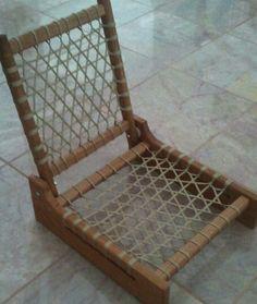 Navarro Canoe Co Canoe Seat Back, Made in USA