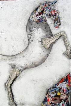 """Saatchi Art Artist Mateo Kos; Sculpture, """"JUMP OVER..."""" #art"""