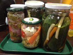 Savanyúság, otthoni íz Automata, Pickles, Cucumber, Mason Jars, Food, Meal, Eten, Pickle, Hoods