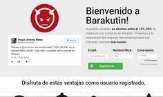 Barakutin es una plataforma usada diariamente por miles de usuarios para conseguir los mejores precios e importantes ahorros en sus compras en Amazon.