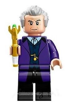 !! genuine new lego #ideas #minifig the twelfth #doctor who split from set 21304 ,  View more on the LINK: http://www.zeppy.io/product/gb/2/201697998358/