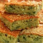 Soğanlı ve patatesli kek tarifi
