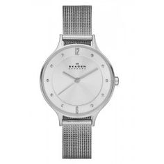 Montre Femme Skagen SKW2149    #fossil #montres #montre #ootd #mode #design #montrefemme #montrehomme #chic #photos #bijoux #jewellery #france #solde #soldes2018 #2018 #hiver #calvinklein #shopping #luxe #tissot #guess #guesscollection #skagen