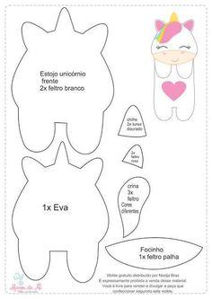 Estojo de feltro personalizado - Ver e Fazer #estojo #unicornio #feltro #facil #simples #moldes #dicas #baixar #modelos #artesanato #decoração #dicas #blog #receita #grafico #crafts #manualidades #princesa #disney #discovery #kids #discoverykids #fieltro #felt #arte #lembrancinhas #guirlandas #bonecas #ursinhos #bichinhos #bastidor #quadros #fazer #boneco #heroi #safari #letras #numeros #alfabeto #revista #apostilas #pdf #manualidadesfaciles #feltcrafts