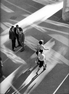 Rene Burri, Ministry of Health, 1960 (layout by architect Oscar Neimeyer)
