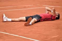 Novak Djokovic toma París