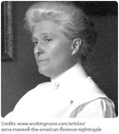 Anna Caroline Maxwell, Founder of the Army Nurse Corps – (1851 to 1929) – Known as the American Florence Nightingale, bravely cared for wounded men, improved sanitary conditions of military hospitals, and trained nurses for care during the Spanish-American War. Her intelligence and experience from years in the nursing profession equipped Maxwell for the enormous task during this chaotic time.
