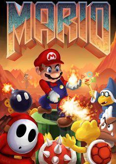 Mario Moonlighting: Doom, Jim Algar
