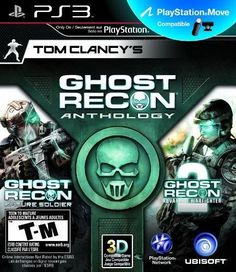 2fbb263c7a10 Ghost Recon Anthology Latest Video Games