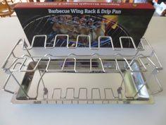 Chicken Wings, Barbecue, Barrel Smoker, Bbq, Barbacoa, Buffalo Wings