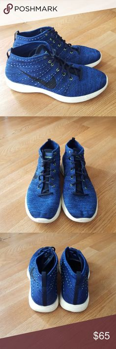4e6798301253e Nike flyknit chukka size 12 In good condition Nike Shoes Athletic Shoes Nike  Shoes Outlet