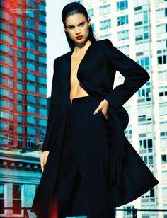 sara sampaio model7 Sara Sampaio Seduces for Flaunt Magazine Spread
