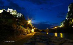SJ05 - Nuit d'été à Sisteron - Alpes de Haute Provence 04