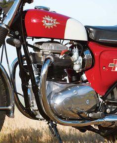 BSA Engine 1967 Spitfire
