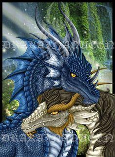 Dragon couple