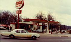 North Roxboro Road, 1970s