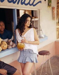 Michelle Rodriguez - Pic of the Week - Circa 2003