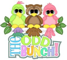 The Odd Bunch - Treasure Box Designs Patterns & Cutting Files (SVG,WPC,GSD,DXF,AI,JPEG)