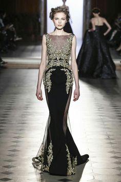 Tony Ward | Evening Dress | Spring/Summer 2017 | Lebanese | Haute Couture