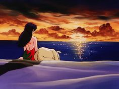 Shared by ༄𝓛𝓾𝔁𝓫𝓵𝓸𝓸𝓶࿐ྀུ. Find images and videos about gif, old school and anime scenery on We Heart It - the app to get lost in what you love. Anim Gif, Animated Gif, Beach Scenery, Anime Scenery Wallpaper, Cartoon Gifs, Aesthetic Gif, Beach Aesthetic, Cute Gif, Images Gif