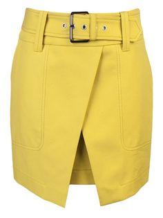 BARBARA BUI - Mini skirt @polyvore.com
