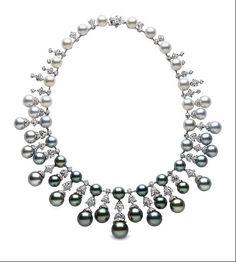 Yoko London Pearl Necklace
