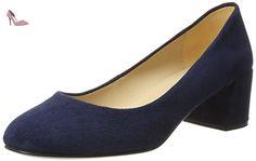 Unisa KERMES_KS, Escarpins Femme, Bleu (Ocean), 37 EU - Chaussures unisa (*Partner-Link)