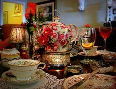 british bell tearoom
