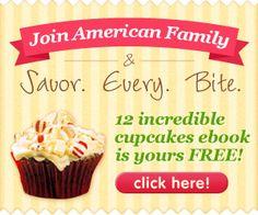 FREE Cupcake Recipe EBook