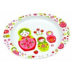 Melamine Kids Plate