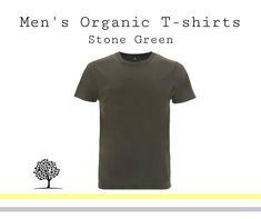 New Man, Sensitive Skin, Organic Cotton, Environment, Earth, Rock, Outfit, Mens Tops, T Shirt