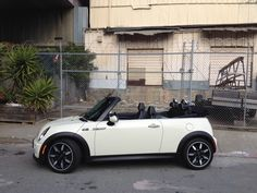 2008 MINI Cooper S Convertible Sidewalk Edition