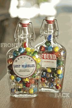 Have you seen this website?!!  -- Genuine Lost Marbles