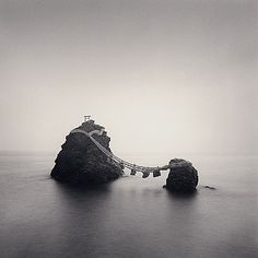 Rolfe Horn  Wedded Rocks, Study 1, Ise bay, Japan 2001
