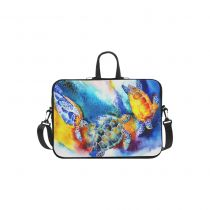 InterestPrint Classic Personalized Animal Sea Turtle Watercolor Painting 13 - 13.3 /Macbook Pro Air 13 Inch Laptop Sleeve Case Bags Skin Cover for Lenovo, GW, Acer, Asus, Dell, Hp, Sony, Toshiba