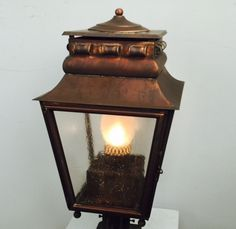 On Wednesdays Lanternland founder Ronna Nitzky takes a walk through the factory to see the #handmade #copper #lanterns and #outdoorlighting designs being made that day.  Join her as she shows the latest copper #lighting designs from @Lanternland.
