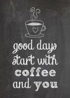 buen dìa cafè