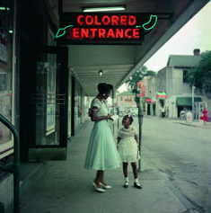Hope and patience are two sovereign remedies for all, the surest reposal, the softest cushions to lean on in adversity.  —Robert Burton  This, too, shall pass.    Photo by Gordon Parks