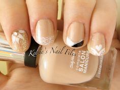 Kelsie's Nail Files: February 2012  wedding-ish
