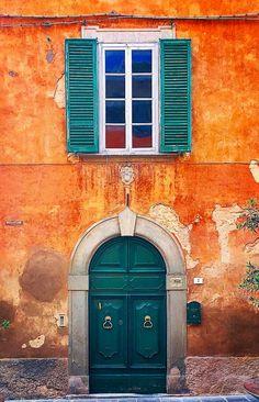 Peccioli, Tuscany, Italy