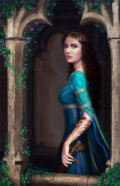 Fantasy Digital Paintings by Sonia Verdu « Cuded – Showcase of Art & Design