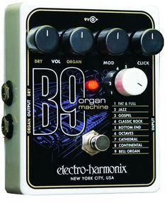Electro Harmonix organ machine