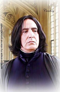 Severus Snape: My Eternal Prince Harry Potter Anime, Harry Potter Severus Snape, Severus Rogue, Alan Rickman Severus Snape, Harry Potter Wizard, Harry Potter Drawings, Harry Potter Fan Art, Harry Potter Movies, Harry Potter World